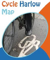 harlow cycle map