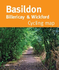 basildon cycle map