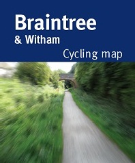 braintree cycle map
