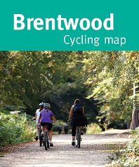 brentwood cycle map