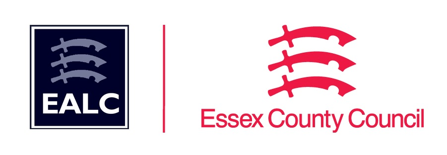 Image showing the combined EALC and Essex County Council Logo