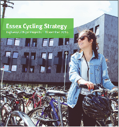 Cycling Strategy | Essex County Council
