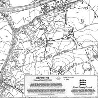 bridleways essex map
