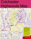 Highwoods Map