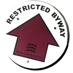 Restricted Byway
