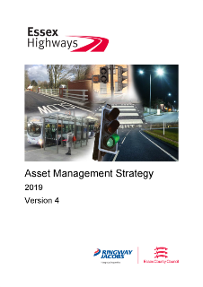 Cover of Highway Authority Enforcement Policy