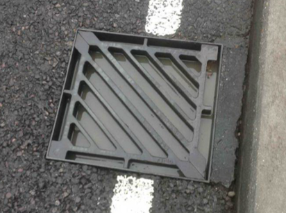 Drain or Ditch Blocked