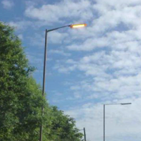 Report street lights